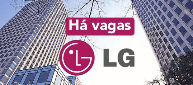 Vagas na LG. Foto: Reprodução Businesskorea.