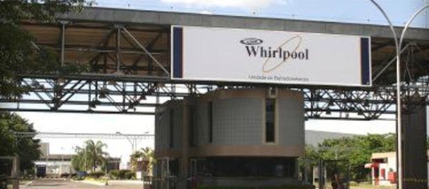 Whirlpool com vagas em SC e Joinville - Imagem:Reprodução