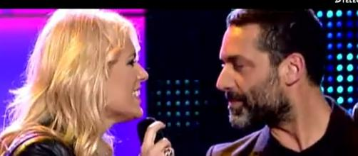 """Carolina Cerezuela y Jaime Anglada en """"Que tiempo tan feliz"""""""