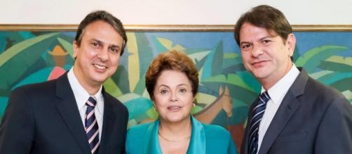 Cid assume no governo defesa contra impeachment de Dilma