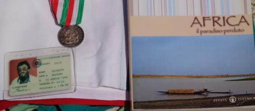 La Medaglia al valor civile assegnata a Giuseppe Salvo