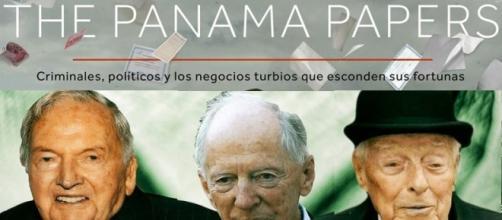 Los principales causantes de la trama de Panamá