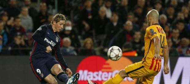 Atlético de Madri sai na frente mas sofre virada do Barça