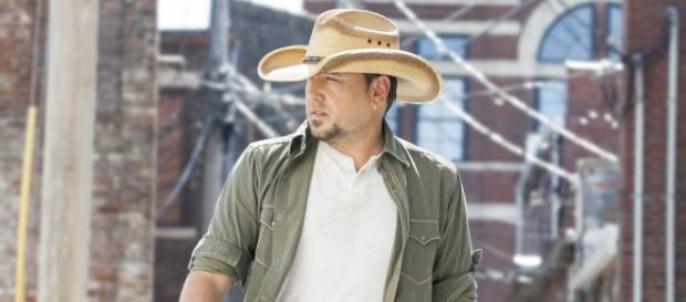 Country star Jason Aldean, publicity photo by Jim Wright, used with permission.
