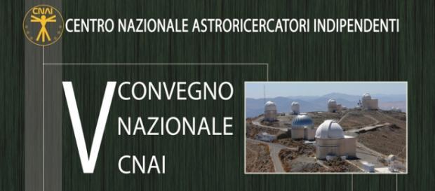 La locandina del V Convegno Nazionale romano del CNAI