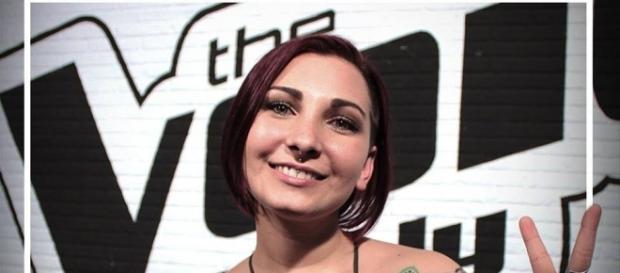 Roxana vrea să fie Vocea Italiei