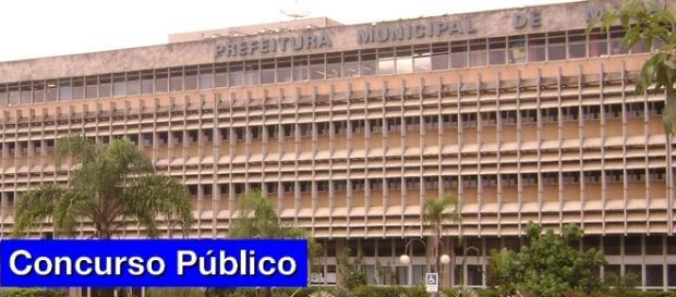 Sede da prefeitura da cidade de Mauá