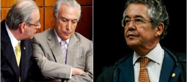 STF quer responsabilizar Cunha por não cumprir decisaõ do STF