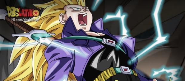 Trunks Del Futuro Estará En Dragon Ball Super