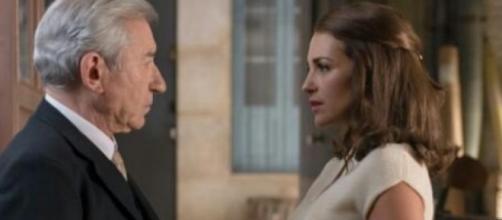 Ana sconvolta per il tradimento di Alberto