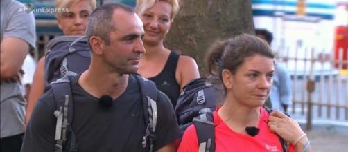 Cuco y Cuca primera pareja eliminada del concurso