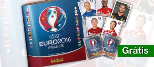 Fãs de futebol podem solicitar álbum gratuito