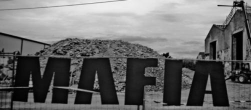 Imagen de mafia en blanco y negro. Flickr