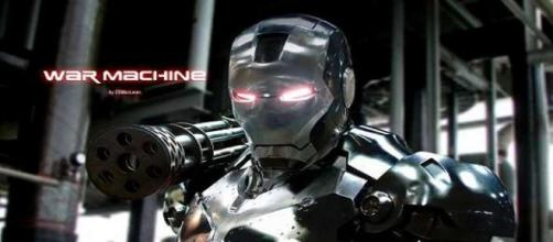 Nueva imagen de 'Capitán América: Civil War' revela al asesino de Maquina de Guerra