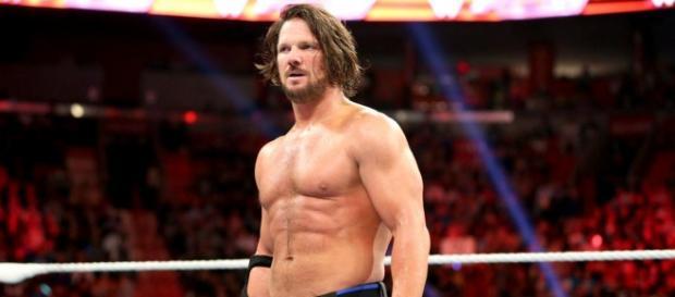 AJ Styles nuevo aspirante al título de la WWE