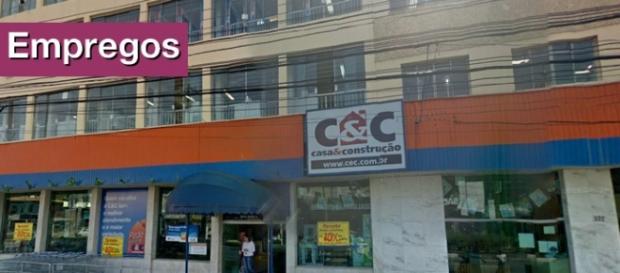 C&C de São Bernardo está contratando vendedores