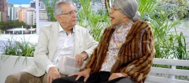 Carlos Alberto de Nóbrega e Marcius Melhem