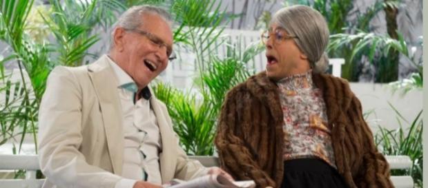 Carlos Alberto participou do Tá no Ar - A TV na TV.