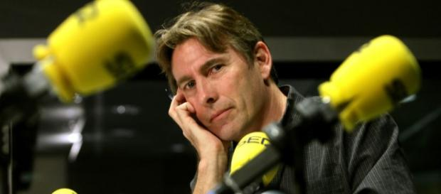Javier del Pino, locutor de la SER