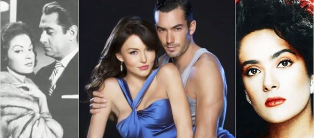 Mariano é o grande amor de Teresa em outras versões.