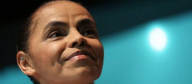 Marina Silva é líder da Rede Sustentabilidade