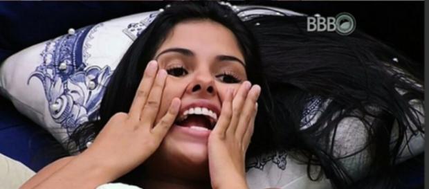 Munik no BBB16 (Reprodução/Globo)
