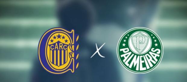 Palmeiras faz jogo da vida na Argentina.