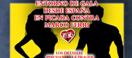 Entorno de Gala dispara contra Marco