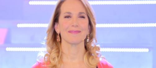 Barbara D'Urso, conduttrice di Pomeriggio 5