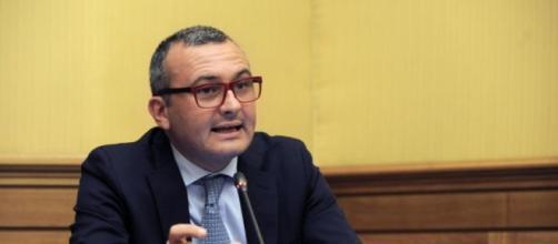 Enrico Zanetti, viceministro Mef