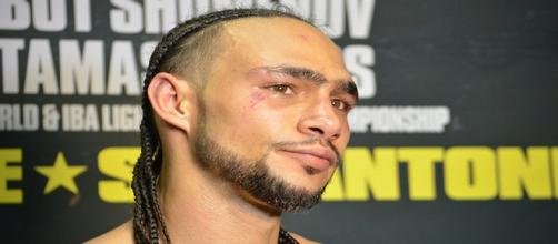 Thurman believes he can be boxing's next big star. / Credit: Rachel McCarson
