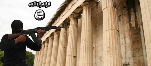 Atena în pericol să fie atacată de ISIS dacă nu finalizează construcția unei moschee