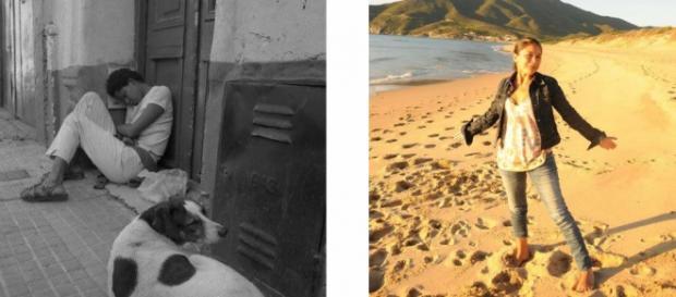 El antes y el después de Alejandra Caro
