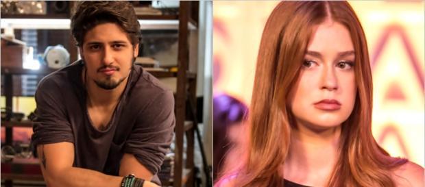 Eliza será vítima de armações de Carolina e Sofia.