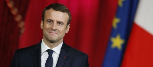 En Marche et Emmanuel Macron --