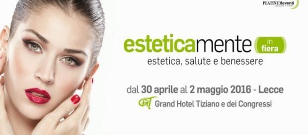Esteticamente in Fiera, dal 30 aprile al 2 maggio a Lecce