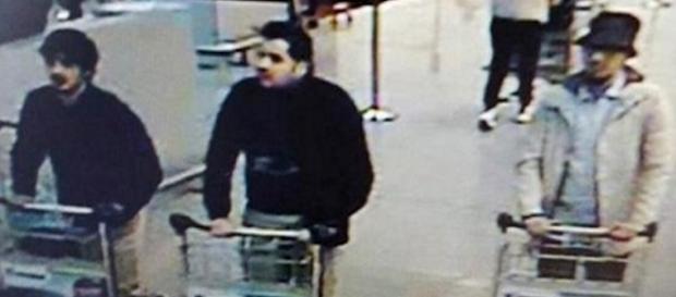 i seguaci dell'ISIS responsabili dell'attentato a Bruxelles del 22 marzo