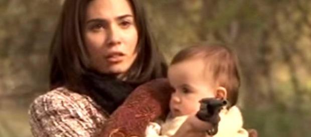 Maria prende la drastica decisione di sparare a Francisca.