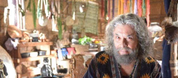 Paulo Figueiredo é Jetro na novela 'Os Dez Mandamentos'