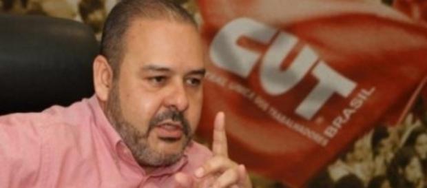 Presidente da CUT faz ameaça contra Moro