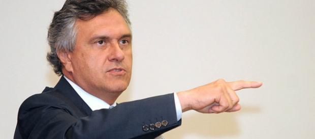Ronaldo Caiado, líder do DEM no Senado.
