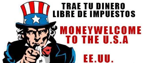 El mejor Paraíso Fiscal es estados Unidos