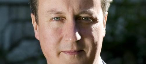 Il premier britannico David Cameron.