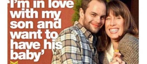 Mãe e filho assumem romance e querem se casar