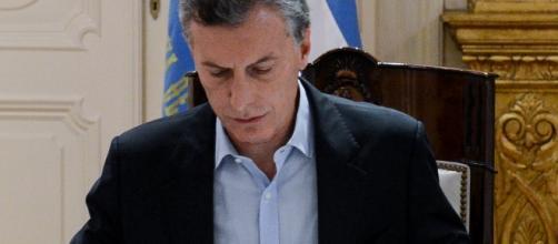 Maurici Macri (Foto: Presidencia de la Nación)