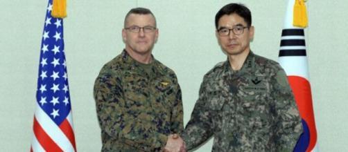 Pacto entre EE.UU y Corea del Sur