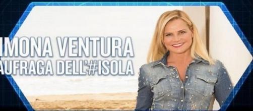 Simona Ventura privilegiata a Playa Soledad?