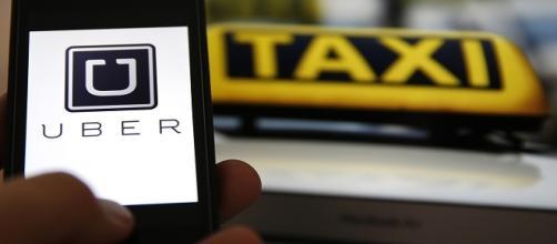 Uber, el reciente servicio de taxi en el Valle de México