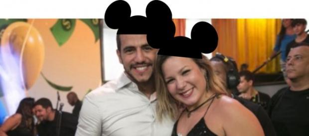 Cacau e Matheus ganham viagem a Disney