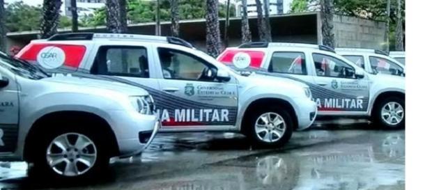 Goveno apresenta novos veículos que serão usados no Ronda do Quarteirão